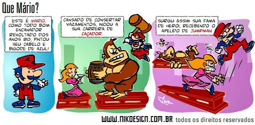 Mario e Donkey Kong