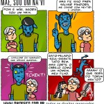 Mãe, sou um Na'vi!