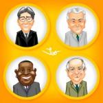 Criação de Caricaturas de Candidatos ao Governo de MG