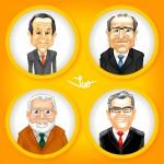 Criação de Caricaturas de Candidatos ao Governo de SP