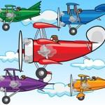 Criação de ilustração para multimídia infantil - Cliente: Pearson