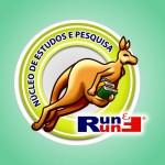Criação de selo para núcleo de estudos e pesquisa - Cliente: Run & Fun