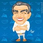 Mauricio de Sousa 80 anos