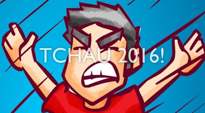Tirinha – Tchau 2016!